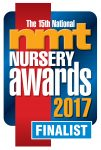 NMT National Awards logo 2017 Finalist