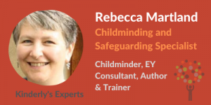 Rebecca Martland Kinderly Specialist