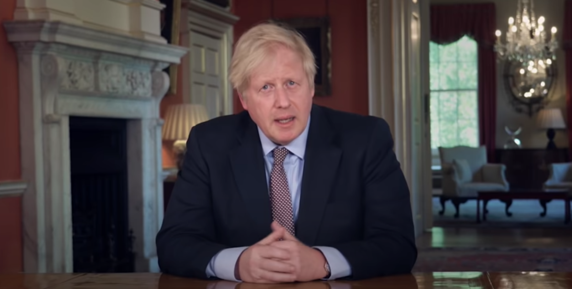 Boris Johnson update May 2020