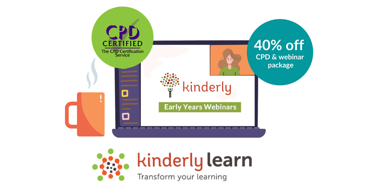 kinderly learn banner