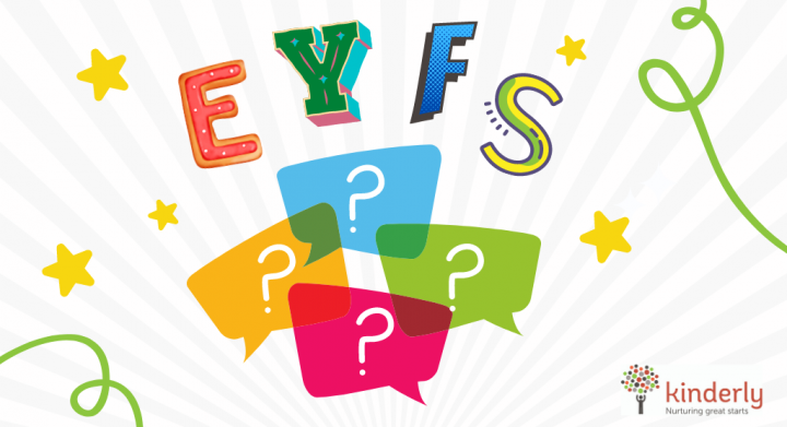 EYFS questions and answers by Kinderly