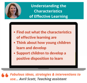 Understanding the characteristics of effective learning webinar