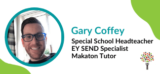 Gary Coffey author of blog post