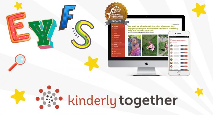 eyfs kinderly together blog