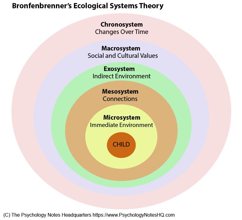 bronfenbrenner wheel